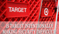 Target practice: Is Target intentionally making security difficult?